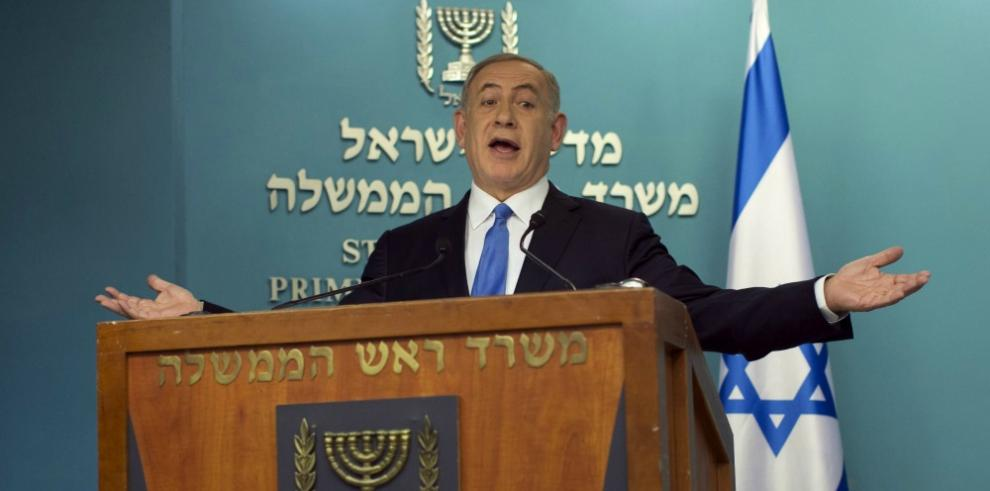 Netanyahu cree que discurso de Kerry fue