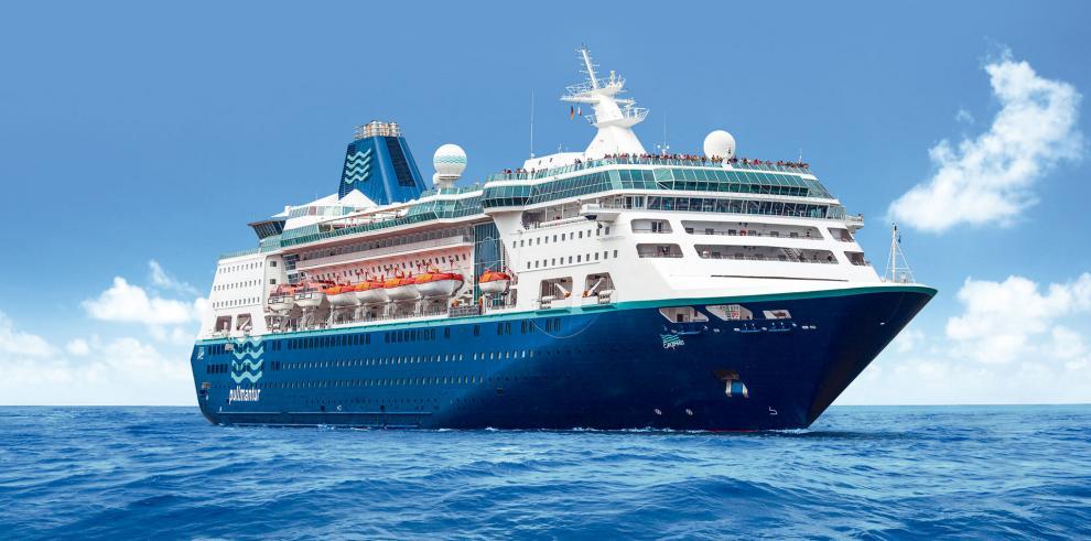Pullmantur tendrá cruceros permanente desde Colón en el 2017