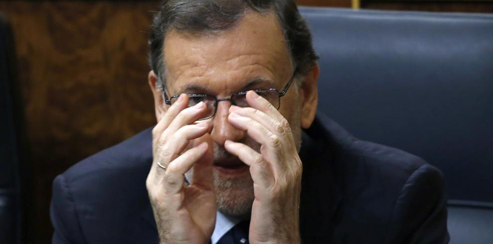 Rajoy pierde tercer debate de investidura