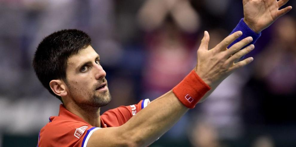 Djokovic lleva 87 semanas al tope de la tabla de la ATP
