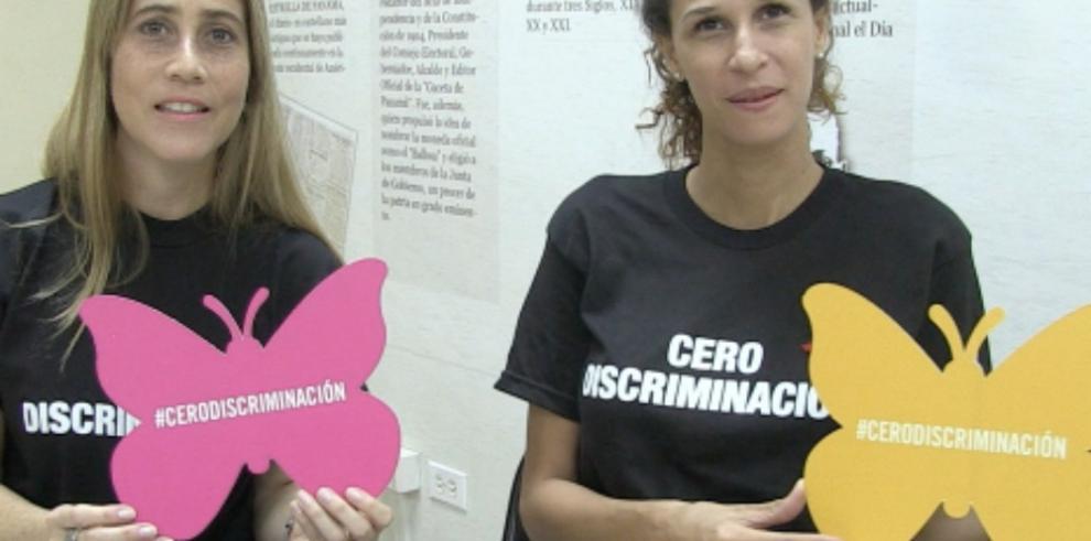 """Panamá se une a la campaña """"Cero Discriminación"""" en la lucha contra el VIH"""