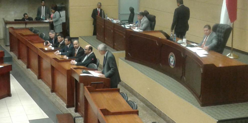 Ministro Alemán presentó proyecto que busca crear incentivos fiscales
