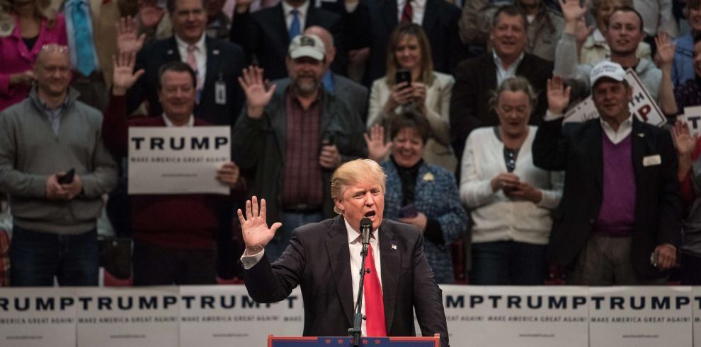 Trump vence en las primarias republicanas de Misisipi