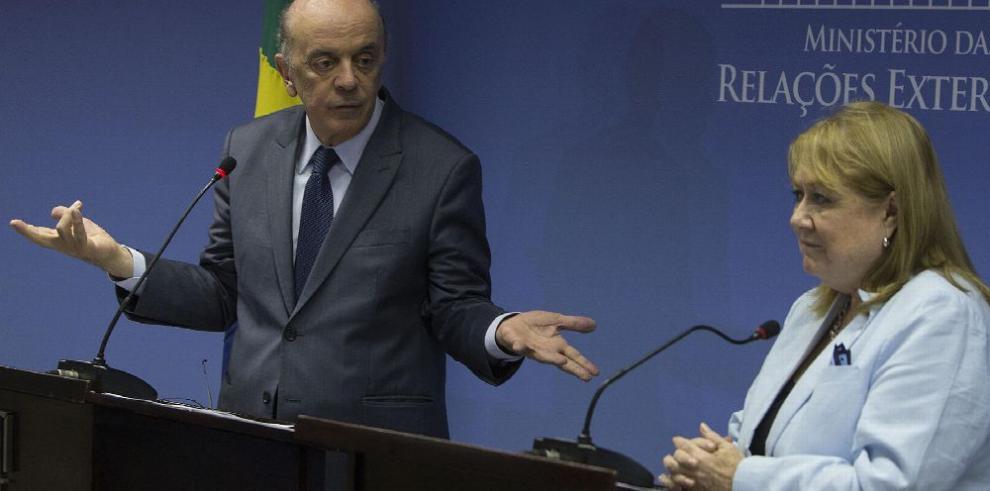 Argentina y Brasil proponen Mercosur abierto y sin Venezuela