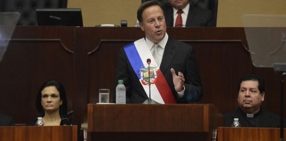 Varela se aferra al diálogo como herramienta de gestión