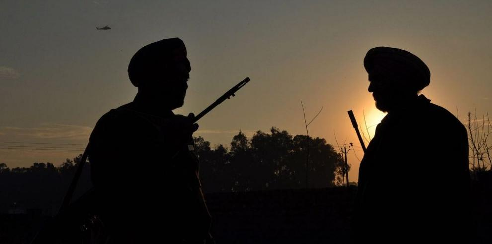 Seguridad india impide ataque a la base militar Pathankot