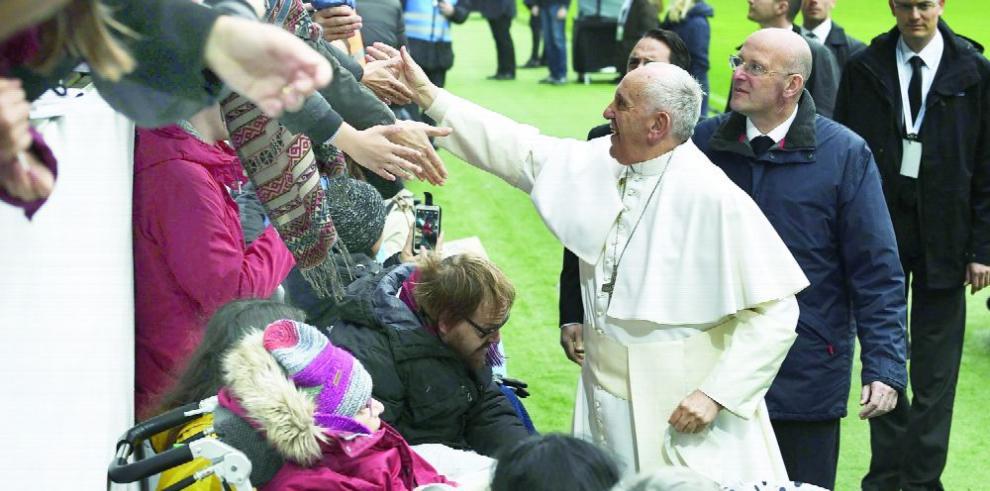 Tenemos un papa que cree en el evangelio de Jesús