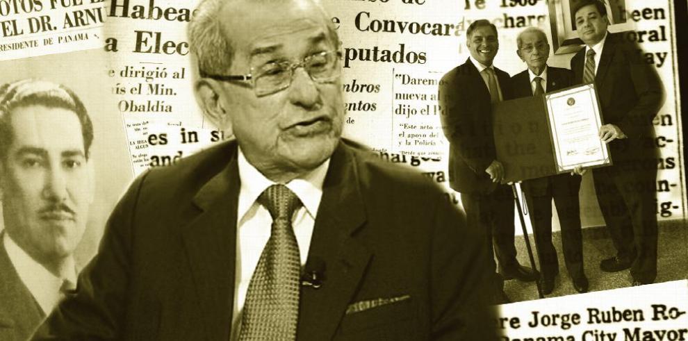Jorge Rubén Rosas, luchador y ciudadano incansable