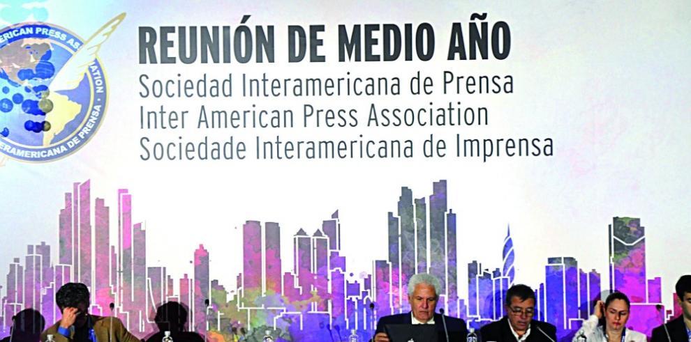 SIP rechaza uso 'ilegítimo' de pauta publicitaria estatal en Costa Rica