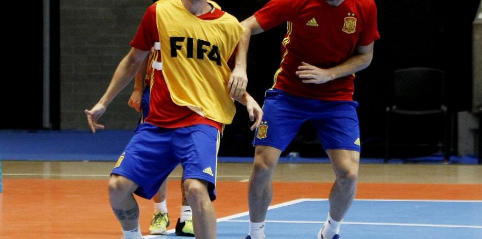 España no variará ante Kazajistán hoy