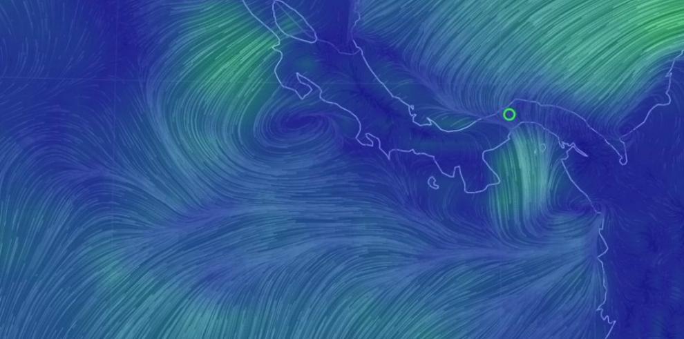 Sinaproc alerta de lluvias y tormenta con actividad eléctrica para hoy