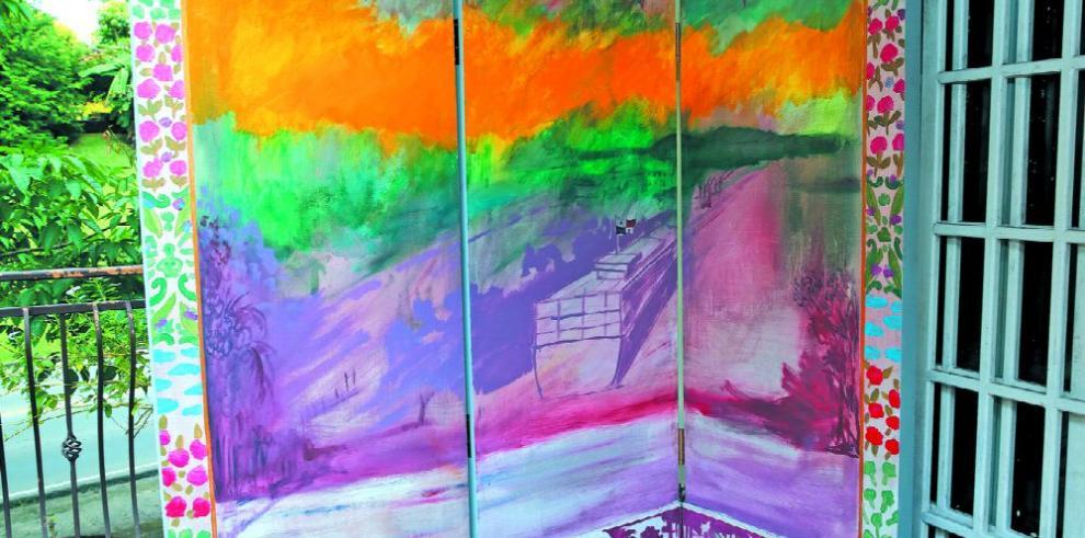 No me siento pintor: Aristides Ureña Ramos