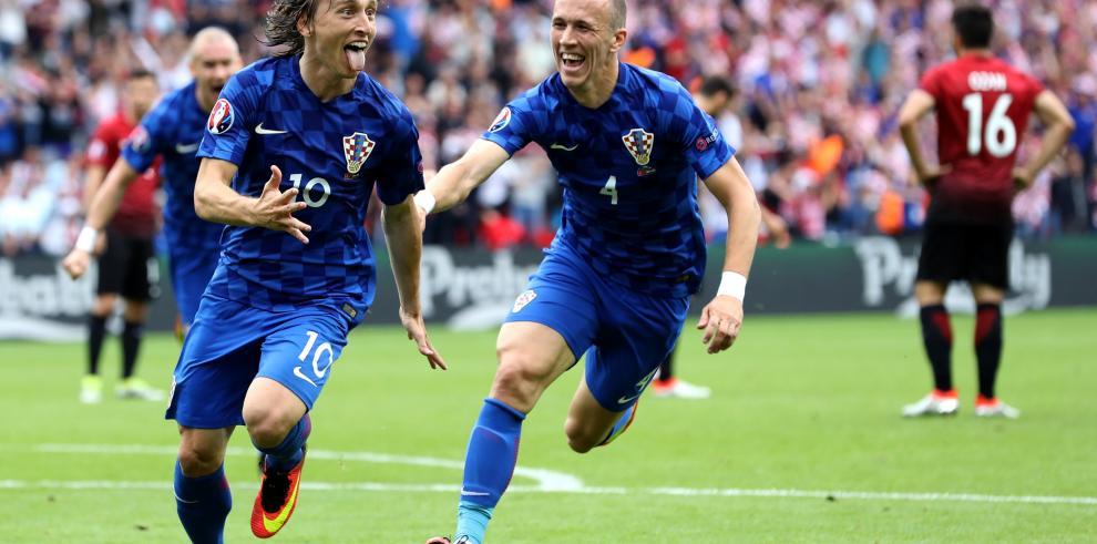 'Mágico' Modric acaba con Turquía enla Eurocopa