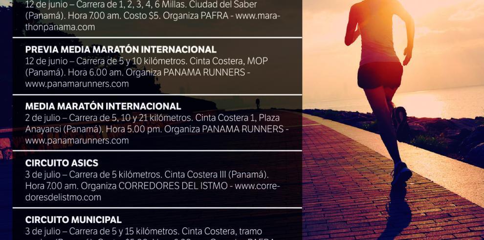 Mujer, atleta y corredora, la combinación de una triunfadora