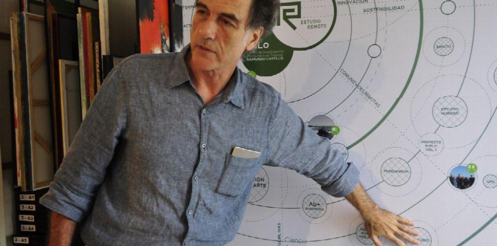 Patrick Dillon por las comunidades remotas