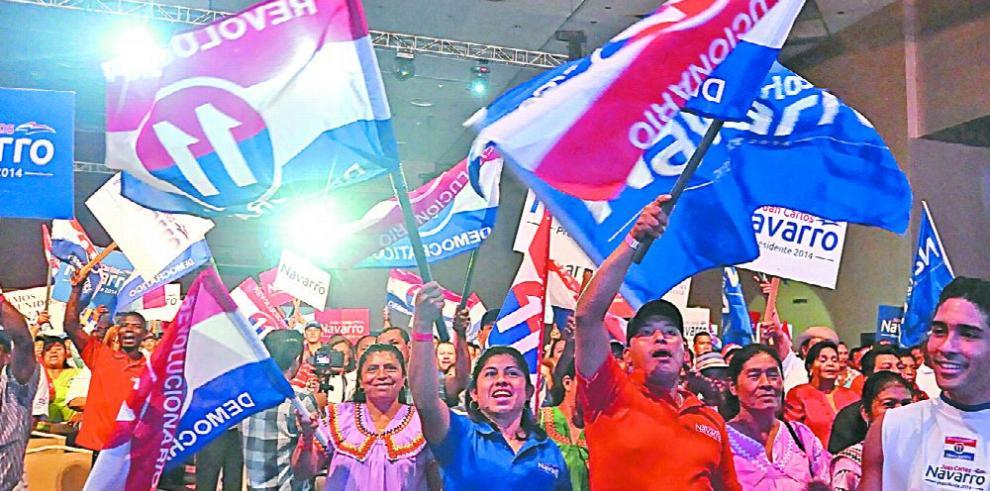 PRD presiona al TE para que desembolse el subsidio electoral