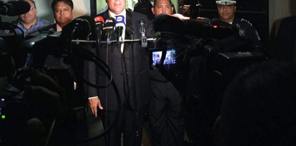 La delincuencia en Colón no da tregua al presidente Varela