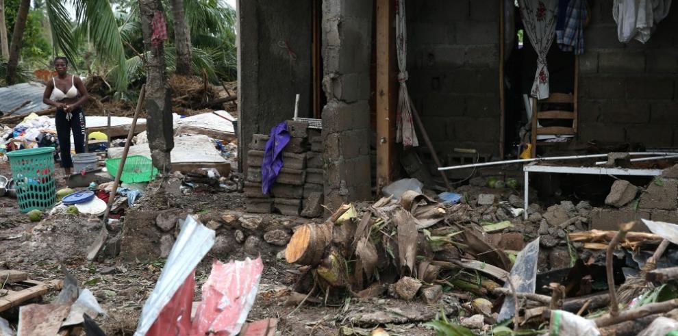 Se eleva a 264 el número de muertes en Haití causadas por Matthew