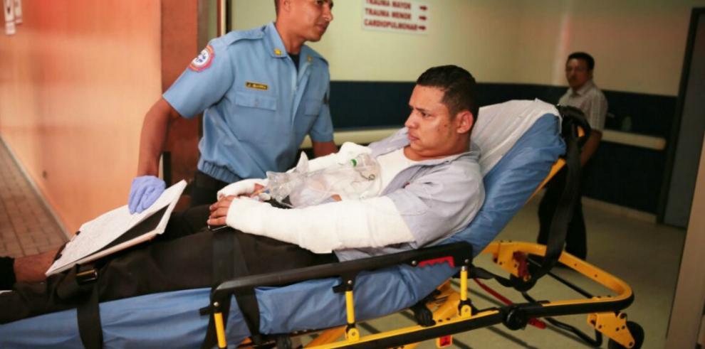 Al menos diez heridos deja explosión en AltaPlaza Mall