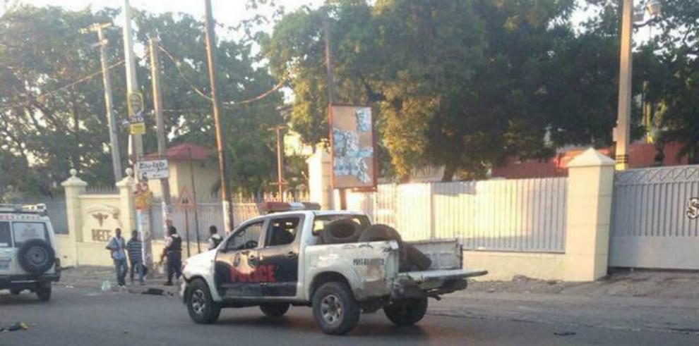 Haití cierra frontera con R.Dominicana por protestas de comerciantes