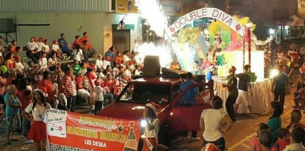 Posponen desfile de Navidad en Aguadulce