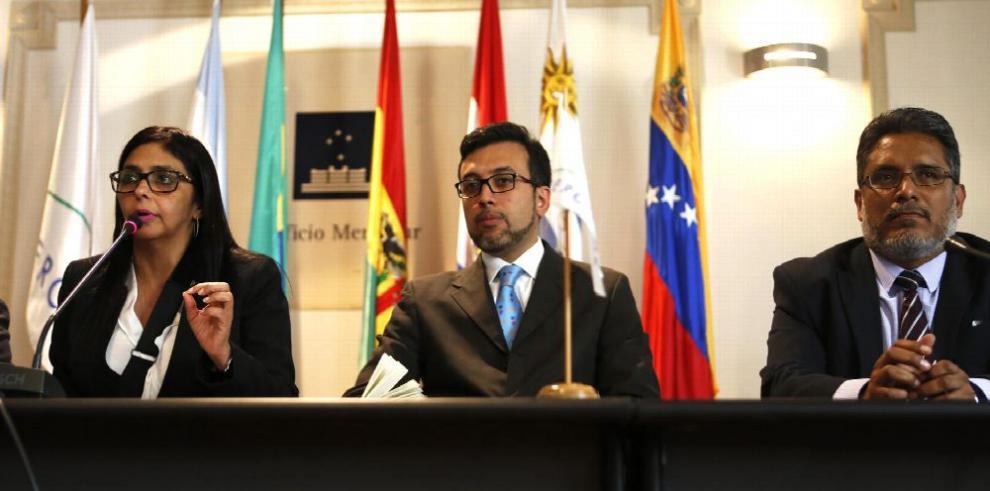 Gobierno venezolano apelará a las instancias judiciales del Mercosur