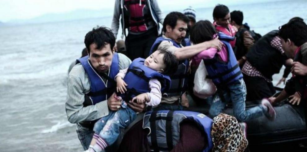 El mar Mediterráneo, la fosa común de miles de refugiados