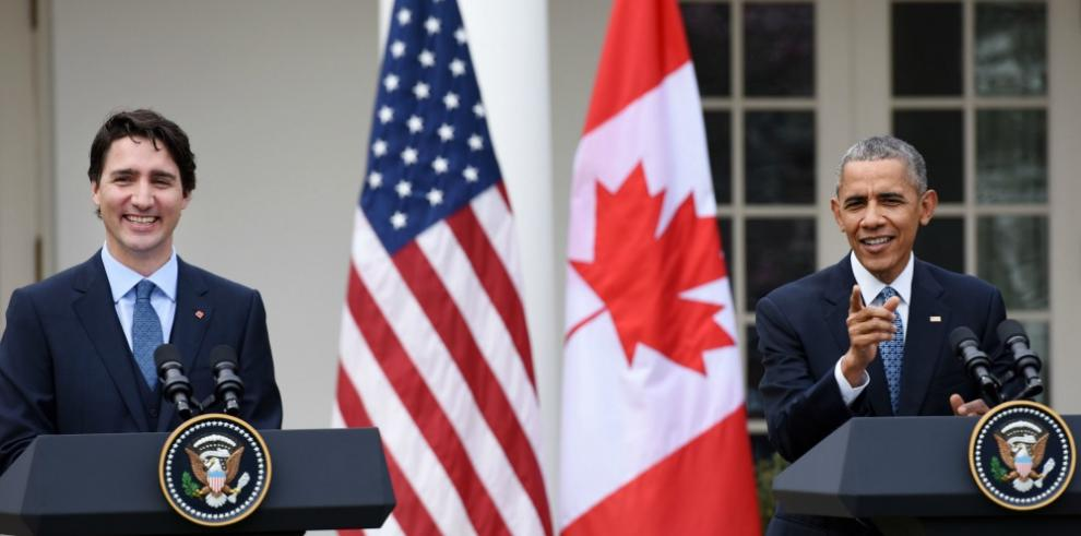Obama anuncia nueva cumbre de líderes de EEUU, México y Canadá