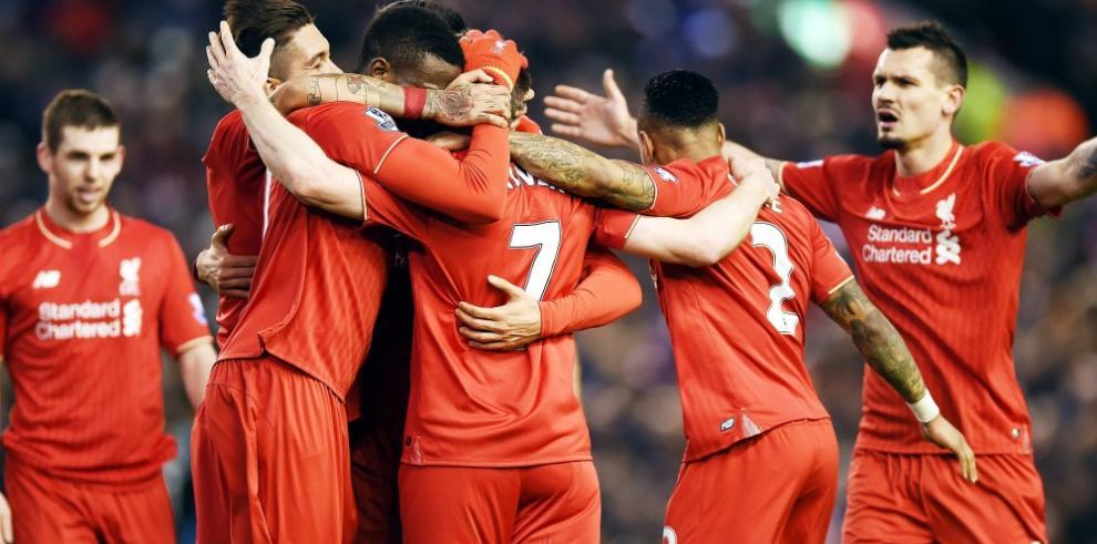 Man-U vs. Liverpool, el choque de leyendas del fútbol inglés