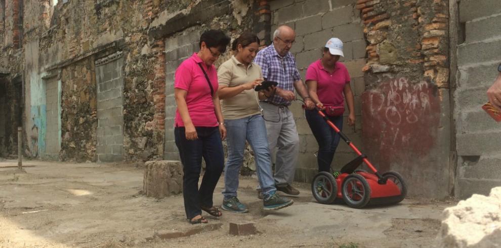 Detectan ubicación real de la Muralla del Casco Antiguo