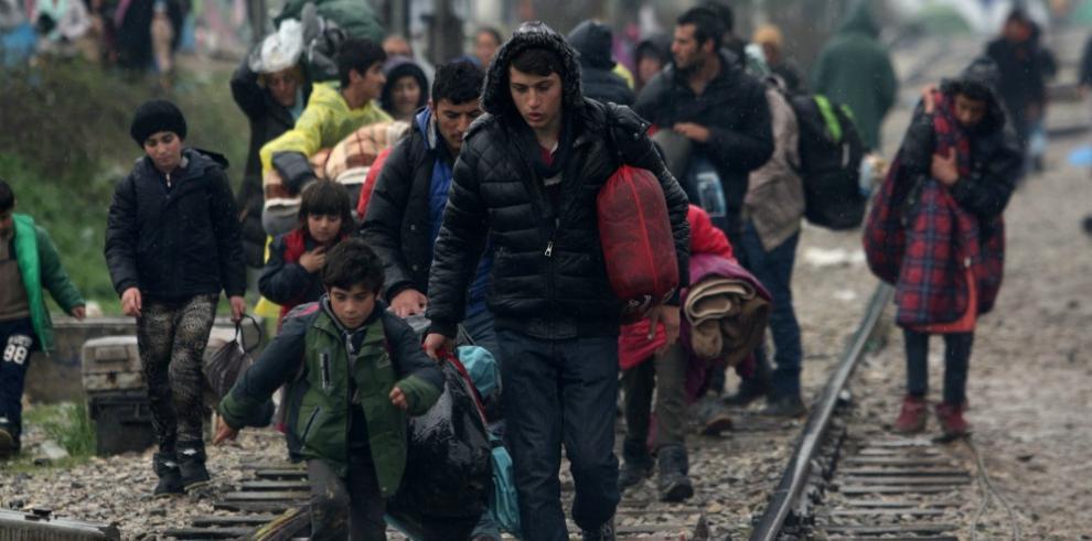 Zona Schengen, bajo amenaza por refugiados