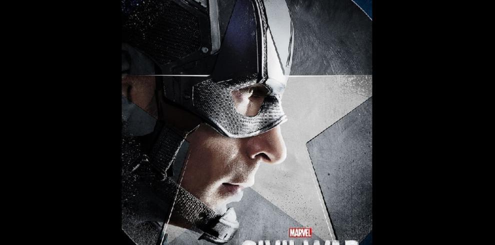 Capitán América: Civil War, y la aparición del nuevo Spider Man