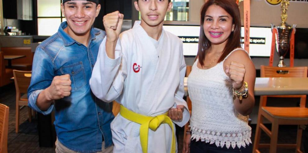 Torneo de karate inclusivo