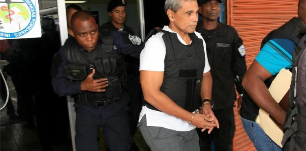 Guardia Jaén recluido en el HST desde el jueves, su estado es delicado