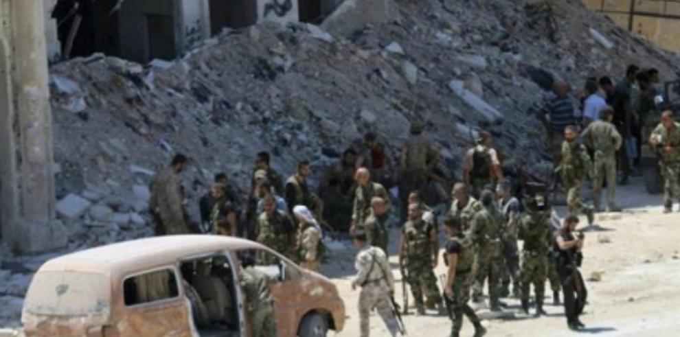Ejército sirio recupera puntos en el extrarradio de la ciudad de Alepo
