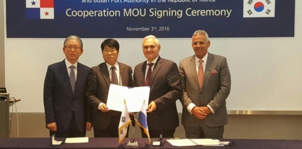 ACP firma acuerdo con el quinto mayor puerto del mundo