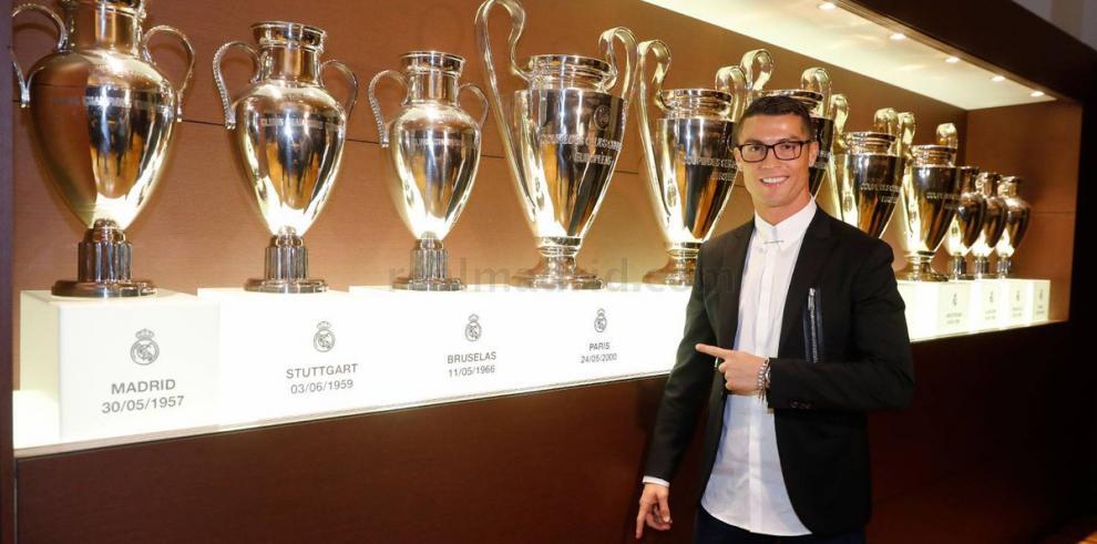Cristiano Ronaldo espera terminar su carrera en el Real Madrid