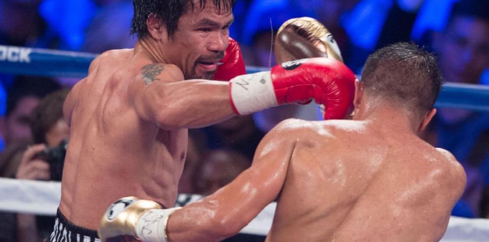 Tres oponentes en el nuevo camino de Manny Pacquiao