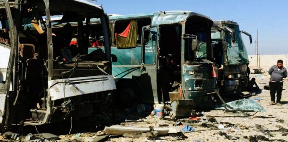 OMS cuestiona uso de ambulancia para atentado