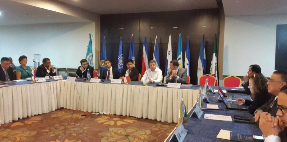 Panamá asume Presidencia Pro Témpore de la OCAM