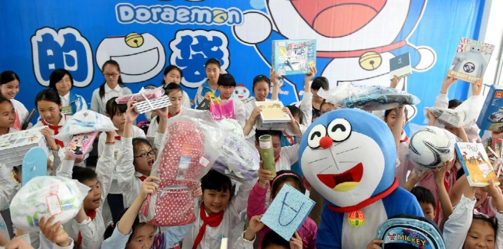Última película de Doraemon, la más exitosa