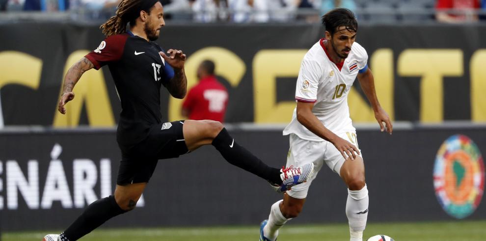 Estados Unidos humilla 4-0 a Costa Rica