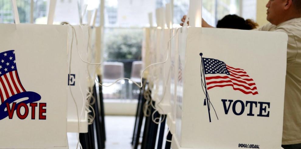 California vota en las primarias pensando en las presidenciales