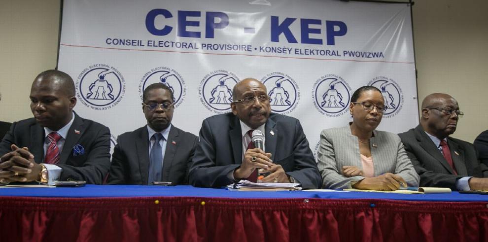 Haití celebrará nuevas elecciones en octubre