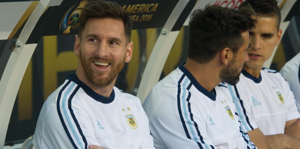 Argentina no tiene 'Messidependencia'