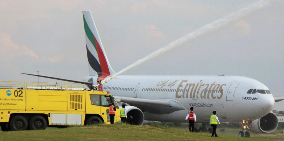 Emirates aplaza fecha de lanzamiento de vuelo Dubái-Panamá