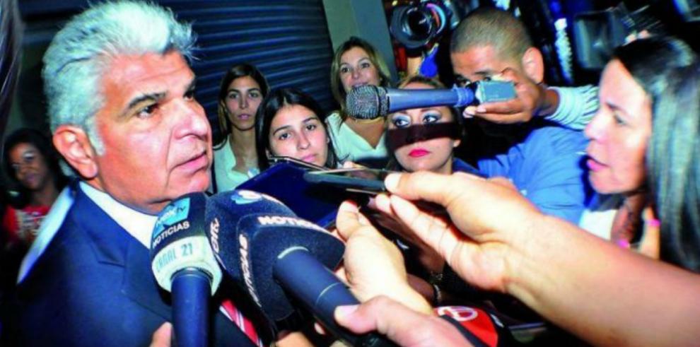 La familia de Mulino denuncia que lo enviaron a una celda aislada