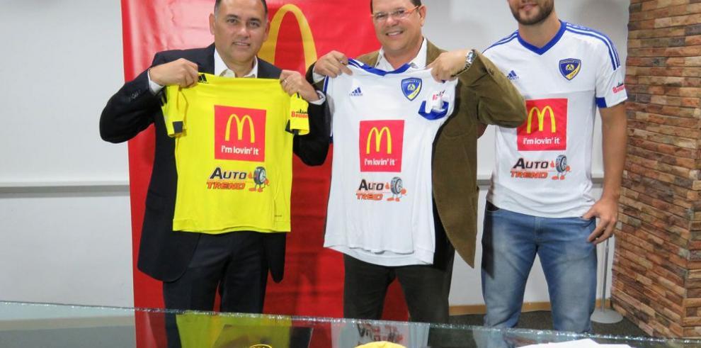 Arcos Dorados se alinea con el Chorrillo FC