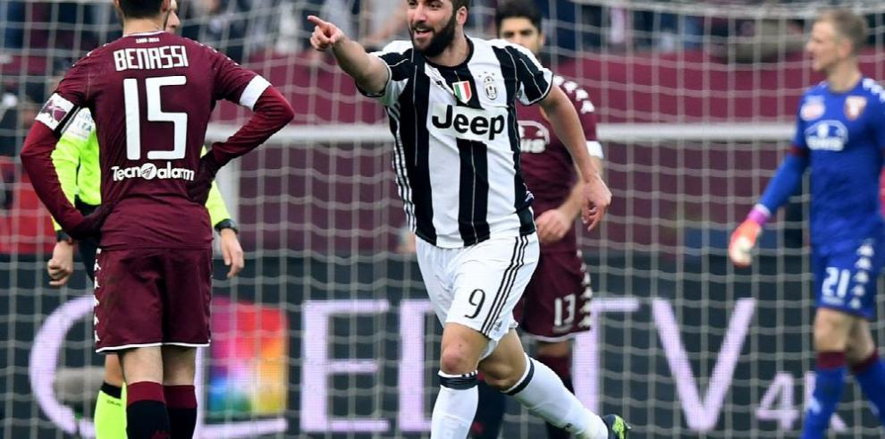 Roma y Juventus, el duelo más destacado