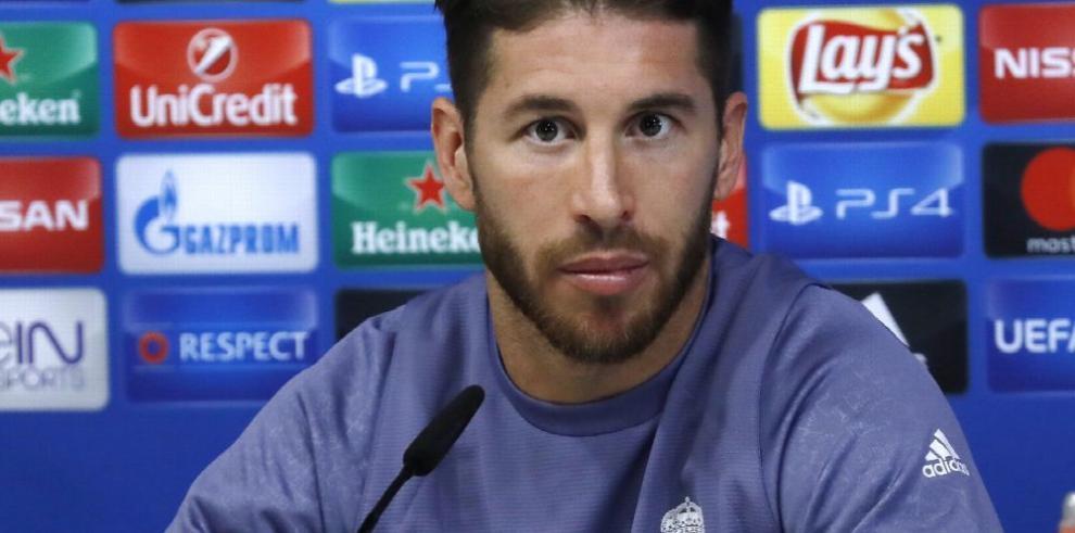 Sergio Ramos y Pepe siguen su trabajo de recuperación